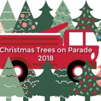 Christmas Trees On Parade 2018