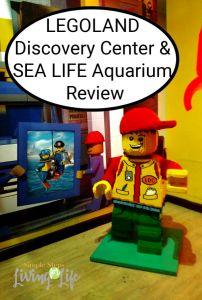 LEGOLAND Discovery Center & SEA LIFE Aquarium Review