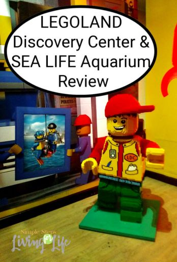 LEGOLAND Discovery Center & SEA LIFE Aquarium Review