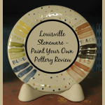 Louisville Stoneware – Paint Your Own Pottery Review