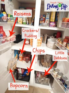Steps for Pantry Organization
