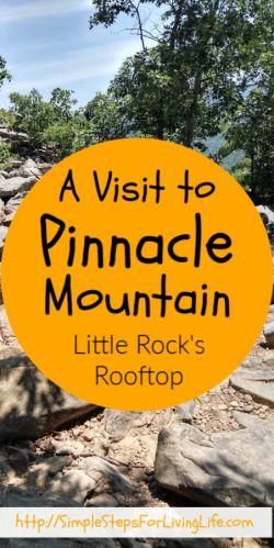 Pinnacle Mountain State Park