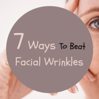7 Ways To Beat Facial Wrinkles