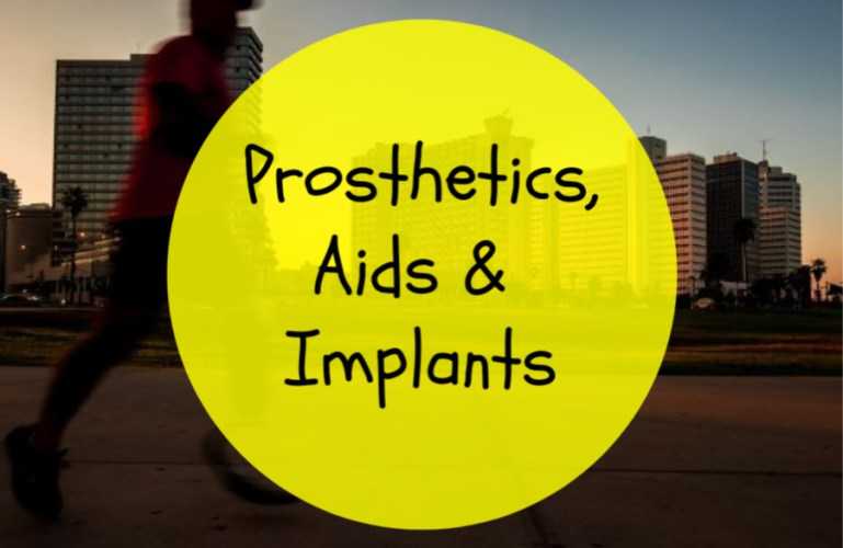 Prosthetics, Aids & Implants