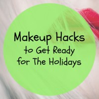 Makeup Hacks to Get Ready for The Holidays