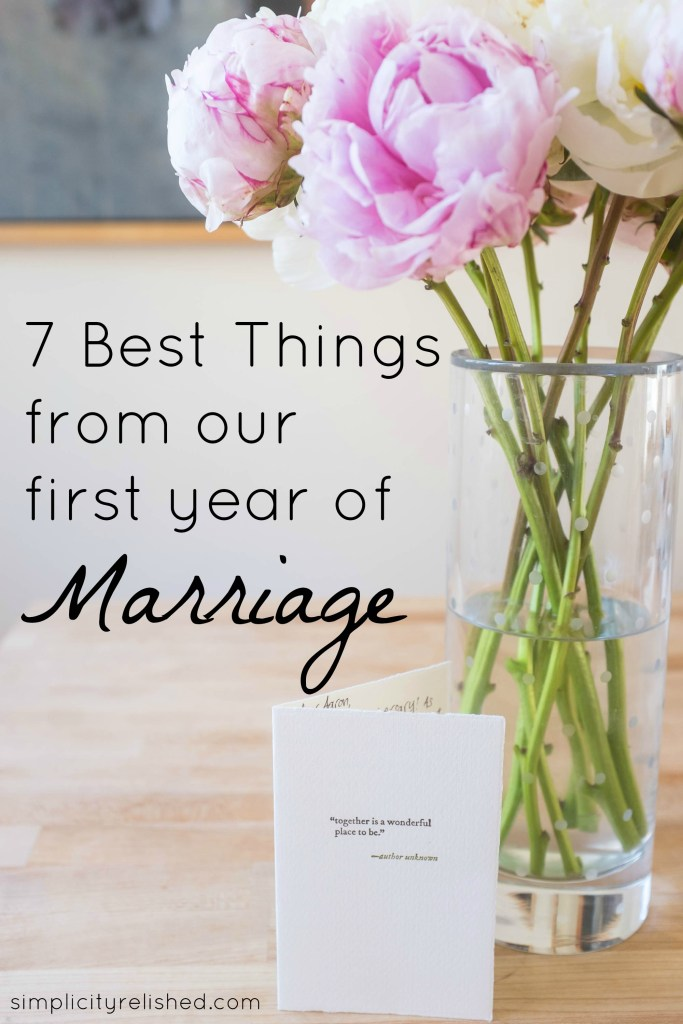 7 superlatives first year marriage 1
