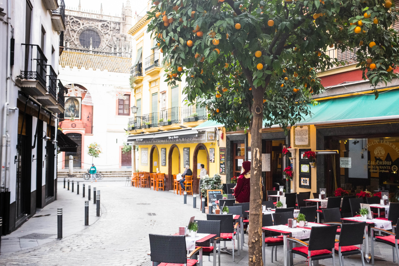 48 Hours In Seville, Spain