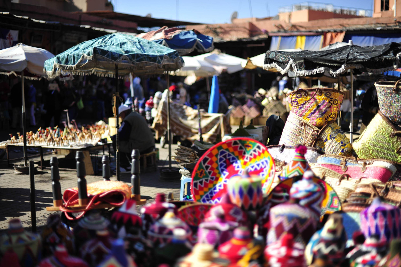 Open air market   Marrakech: a quick guide