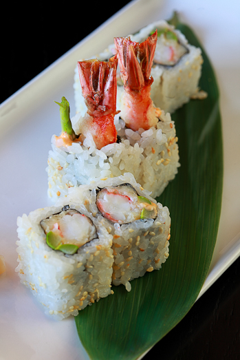 Nobu One&Only Cape Town - Sushi Roll