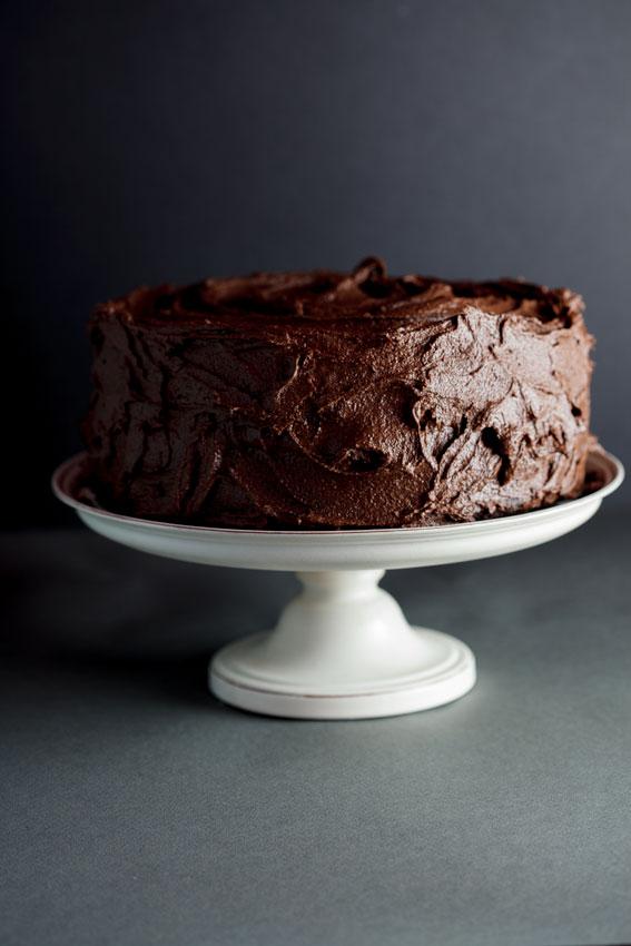 ocolate Peanut butter cake