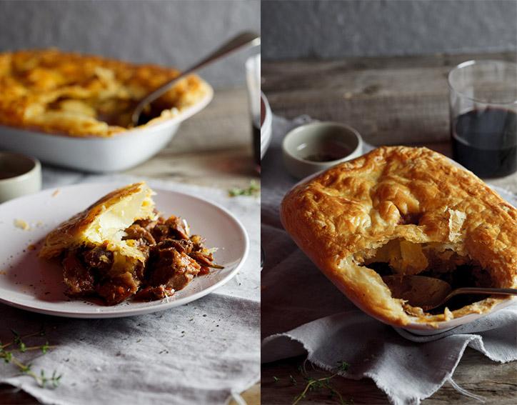Lamb shank pie - Simply Delicious