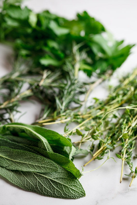 herbs for chicken