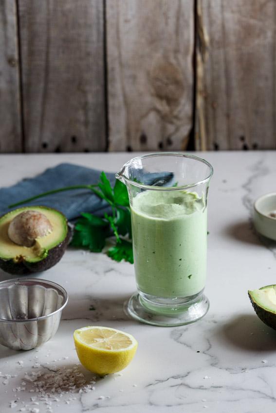 Creamy Avocado dressing