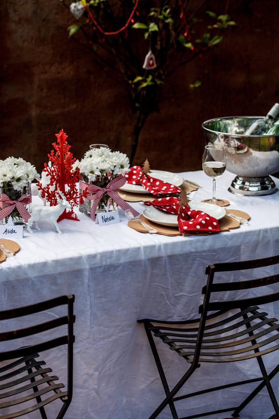 Christmas table inspiration