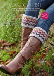 Strickanleitung Stiefel Topper Simply Stricken 0615