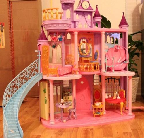 Medium Of Disney Princess Castle