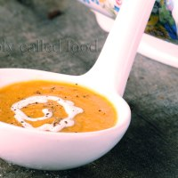 Soup of the week: Empty fridge vegetable soup