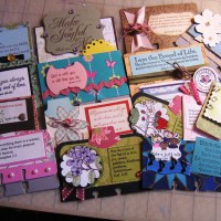 How to create scripture cards