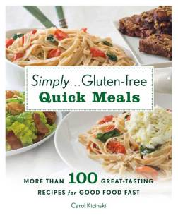 Simply Gluten Free Meals cover1 Simply…Gluten Free Quick Meals