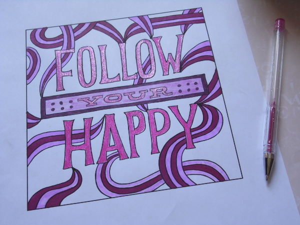 follow your happy