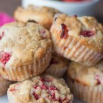 Strawberry Streusel Muffins
