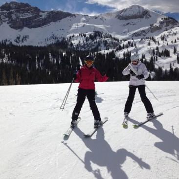 sun protection, skiing, Simply Joolz