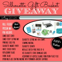 Silhouette Gift Basket Giveaway