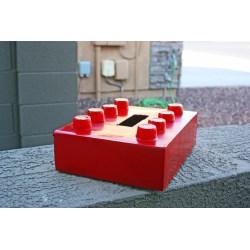 Rummy Lego Mailbox Valentine Boxes Ny Valentines Day Boxes Cupcake Valentines Day Boxes inspiration Valentines Day Boxes