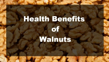 Benefits of Walnut