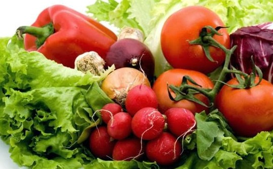 fruits and vegetables in day 3 gm diet plan