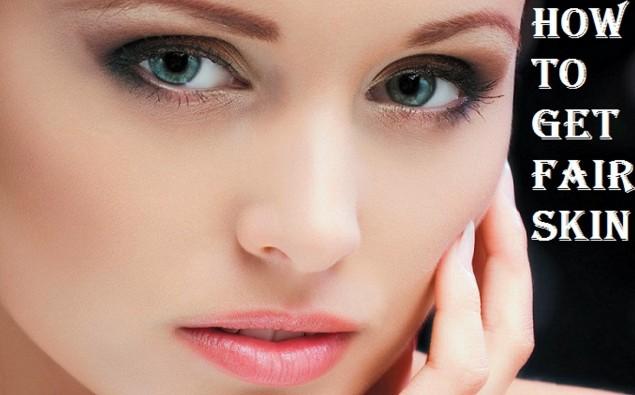 Natural Home Remedies for Fair Skin complexion