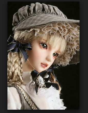 amazing barbie doll with hat hd wall paper