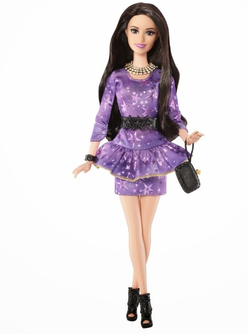 fabulous and stylish barbie doll