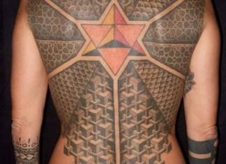 3d maori tattoo design