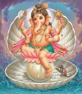 god ganesh for facebook dp