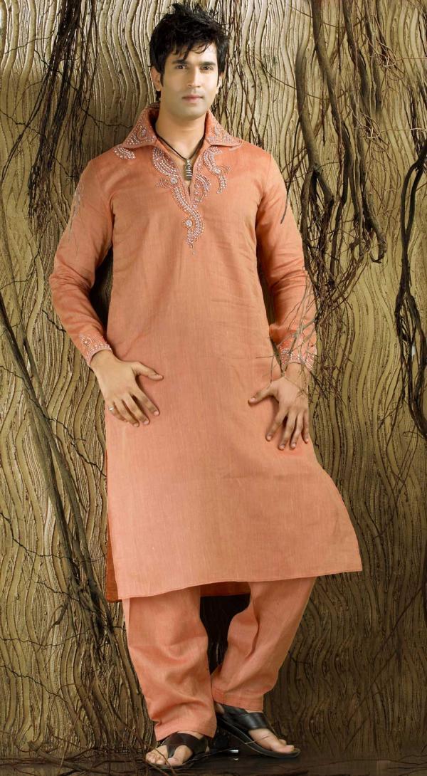 casual kurta pyjama for men