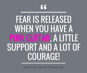 It Just Takes Courage