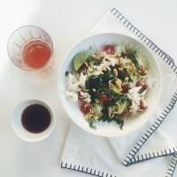 Thai Crab + Green Papaya Salad