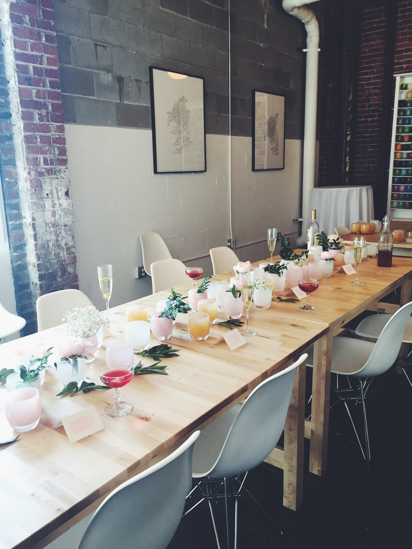 Bridal Shower How To (and the best drink recipes) via @simplyrealhealth