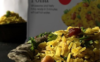 MTR Khatta Meetha Poha - Instant Breakfast Mix