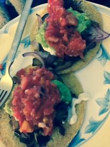 Veggie GF Tacos
