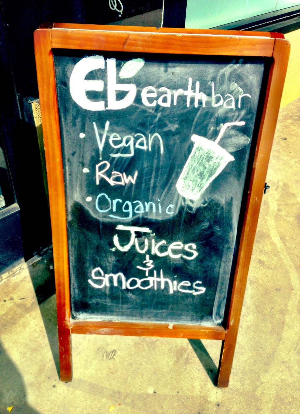 earth bar