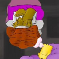 bart goes through his usual dreams and thinks about the best sex in his life