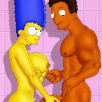 Bart should not play with himself... at least at nights when Homer is on night shift and Marge is horny