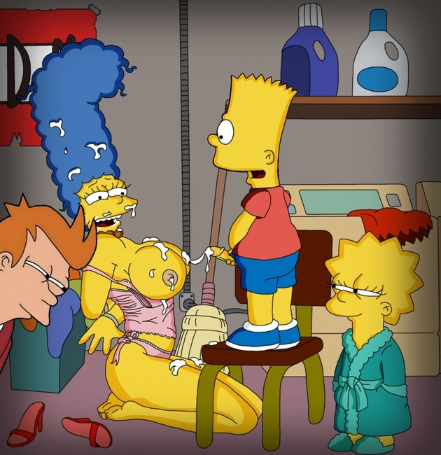 Anime Simpsons Sex