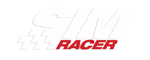 Sim Racer white