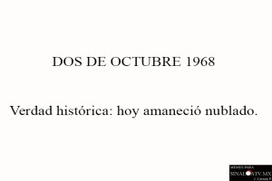 dos de octubre