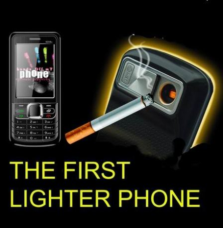 SB6309 Lighter Phone