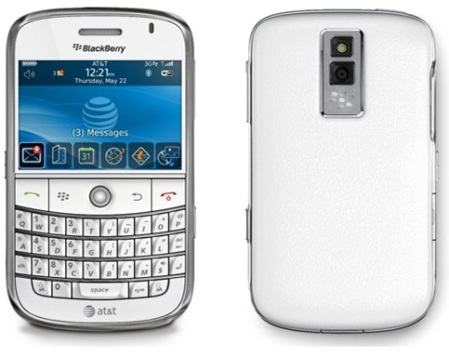 BlackBerry Bold Blanco