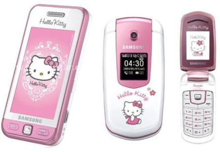 Samsung S5230 E2210 kitty